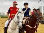 Kangana Ranaut Horse Riding
