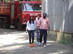 Fire Breaks Out At Aishwarya Rai Abhishek Bachchan Apartment In Bandra