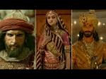 Padmavati Trailer Shahid Kapoor Upset With Ranveer Singh Posts Strange Message