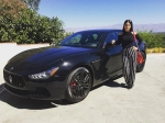 Guess How Much Sunny Leone Paid For Her New Car Maserati