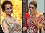 Did Deepika Padukone Hit Back At Kangana Ranaut Spotted At Hema Malini S Book Launch Event Pictures