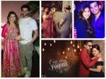 Divyanka Tripathi Ankita Bhargava Bharti Singh Other Tv Stars Celebrate Karva Chauth In Pics