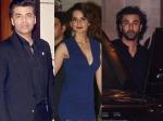 Ranbir Kapoor Ignores Kangana Ranaut At Ambani Party Karan Johar