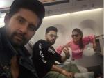 Bigg Boss 11 Ravi Dubey Rithvik Dhanjani Join Salman Khan Weekend Ka Vaar Ravi Supports Hina Khan
