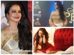 Bollywood Actress Rekha Has Inspired Helly Shah Devoleena Bhattacharjee Other Popular Tv Actresses