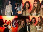 Inside Pictures Suhana Khan Dazzles At Mom Gauri Khan Shalloween Party