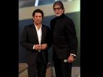 Sachin Tendulkar Admires Amitabh Bachchan Says He Admires Big B Humility