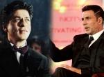 When Shahrukh Khan Called Akshay Kumar A Kid Akki Gave It Back To Him Khiladi Style At Award Show