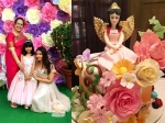 Aishwarya Rai Bachchan Selected A Grand Birthday Cake For Aaradhya Bachchan Party Pictures