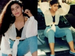 Kajol Throwback First Car Karan Johar Drive Horror