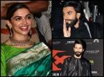 Deepika Padukone Talks About Her Ego Clash With Ranveer Singh Shahid Kapoor Over Padmavati Promotion