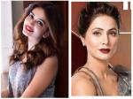 Bigg Boss 11 Exclusive Kriti Kharbanda Gives A Befitting Reply To Hina Khan Bulging Remark