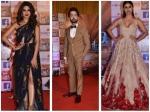 Ita Awards 2017 Nakuul Mehta Surbhi Chandna Jennifer Winget Others Rock The Red Carpet Pics