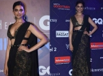 Oh So Gorgeous Deepika Padukone Slayed In Black At The Gq Fashion Nights See Photos