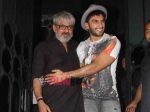 Padmavati Controversy Ka Effect Ranveer Singh Wants To Meet Sanjay Leela Bhansali And Give Him A Hug