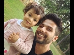A Doting Dad Shahid Kapoor Talks About His Baby Misha And His Words Will Make You Emotional
