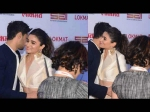 Awkward Encounters Sidharth Malhotra And Alia Bhatt S Cute Pda Tells A Different Story