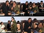 Droolworthy Srk Kajol Stole The Show Opening Ceremony Kolkata International Film Festival