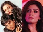 Raveena Tandon On Their Affair Akshay Kumar Would Run Away From Rekha He Tolerated Her