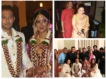 Vatsal Sheth Marries Ishita Dutta Hush Hush Ceremony Bollywood Stars Kajol Ajay Devgn Attend Pics
