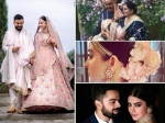 Anushka Sharma Virat Kohli Look So Much In Love In New Inside Wedding Pictures