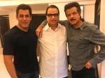Salman Khan Anil Kapoor Race