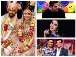 Virushkawedding Karan Patel Kapil Sharma Arjun Bijlani Other Tv Celebs Wish Anushka Virat