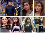 Bigg Boss 11 Salman Lashes Out At Arshi For Disrespecting Shilpas Mother Spl Guests Enter House