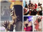 Heres How Barun Sobti Sanaya Irani Jennifer Winget Bharti Harsh Other Tv Actors Celebrated Christmas
