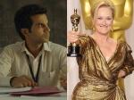 Rajkummar Rao Newton Oscars Meryl Streep