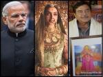 Padmavati Row Shatrughan Sinha Slams Sanjay Leela Bhansali Asks Pm Narendra Modi To Break Silence