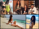See In Pictures How Aishwarya Rai Bachchan Katrina Kaif Disha Patani Spent Last Day Of