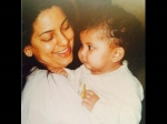 Throwback Photo Juhi Chawla Shares Sweet Memories Of Her Daughter Jahnavi