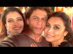 Kuch Kuch Hota Hai 2 Rani Mukherji S Reaction On Reuniting With Srk Kajol For Aanand L Rai Film