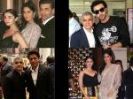 Inside Pics Shahrukh Khan Ranbir Kapoor Katrina Kaif0and Others Welcome The Mayor Of London To India