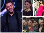 Bigg Boss 11 Makers Surprise Mouni Roy Part Salman Pre Birthday Celebration Salman Grill Priyank