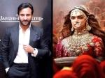 Box Office Clash Between Padmavati And Kaalakaandi It Would Have Been Nice Says Saif Ali Khan