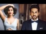 Badhaai Ho Dangal Actress Sanya Malhotra To Romance Ayushmann Khurrana