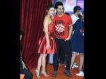 Alia Bhatt Varun Dhawan Kriti Sanon Turn Goofballs At Kids Choice Awards See Their Cute Pictures