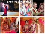 Surveen Chawla Announces Her Marriage Have A Look At Fairytale Weddings Of Tv Stars From