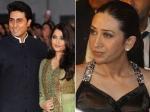 Abhishek Bachchan Left Karisma Kapoor Married Aishwarya Rai Bachchan For His Parents