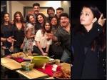 Aishwarya Rai Bachchan Skip Farah Khan Birthday Bash Because Of Shweta Bachchan Family Fight In Open