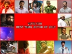 Best Of 2017 Pick Your Choice The Best Tamil Actors