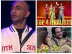 Bigg Boss 11 Akash Eliminated Midnight As Shilpa Said Vikas Makes Shilpa Hina To Dance To His Tunes