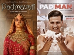 Padmavat To Clash With Padman At Box Office