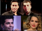 Ajay Devgn Kangana Ranaut Will Be Shocked As Karan Johar Said The Most Unexpected Things About Them