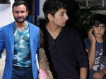 Did Saif Ali Khan Just Hint That Ibrahim And Akshay Kumar S Son Aarav Might Debut In B Town Soon