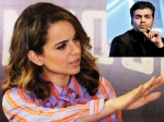 Kangana Ranaut Chooses Money Over Conflict Agrees To Work With Karan Johar On Show Says Being Paid