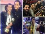 Lions Gold Awards Bigg Boss 11 Vikas Gupta Karanvir Kamya Punjabi Vatsal Others Bag Awards Pics