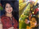 Navya Nair S Sadya Selfie From Bhavana Naveen Wedding Is Big Hit